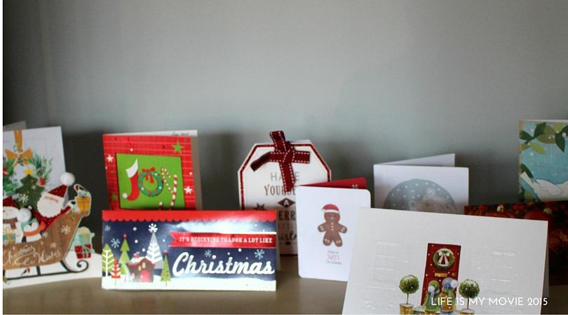 Christmas Card Swap 2016