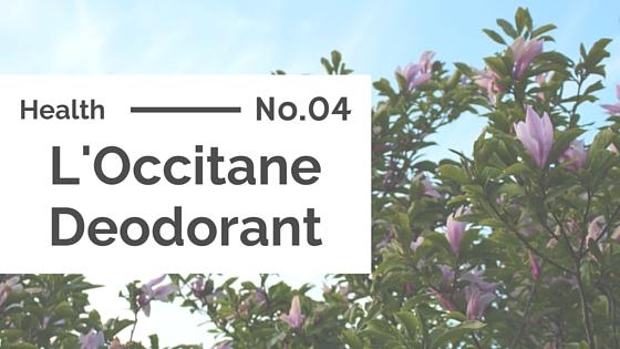 Beauty :: L'Occitane en Provence Deodorant