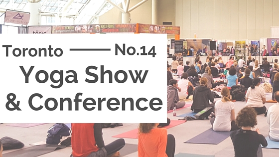 Toronto :: Yoga Show and Conference 2016