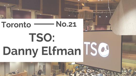 Toronto :: TSO presents Danny Elfman & Tim Burton