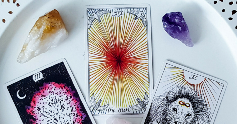 Spiritual :: Dabbling with Tarot