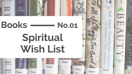 Books :: Spiritual Wish List