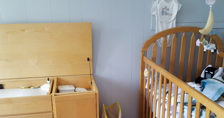 Baby Bump :: Nursery Room