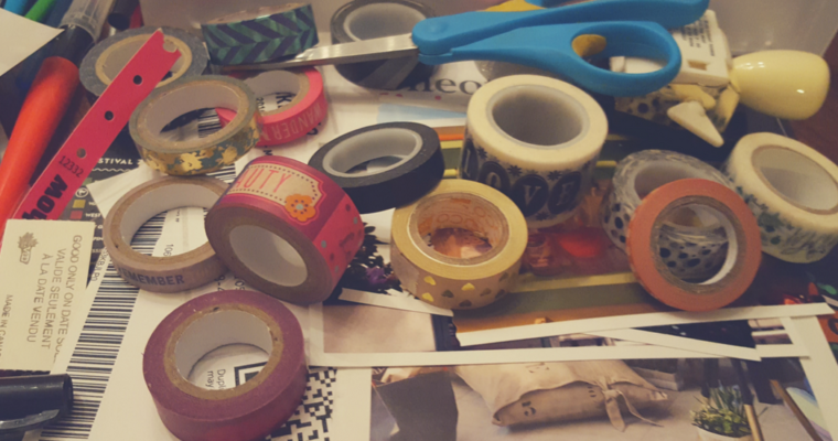 Stationery :: Miss Rosie Washi Tape Haul