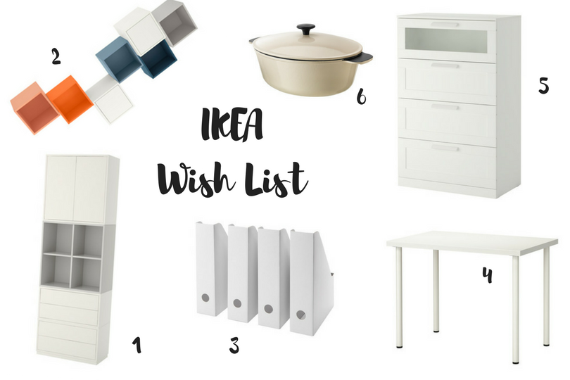 IKEA Wish list