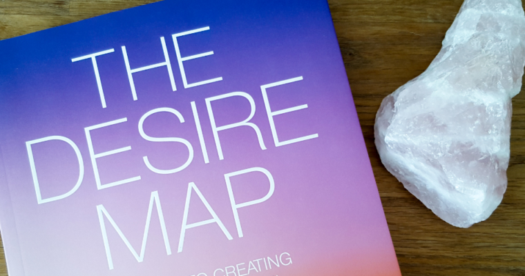Life :: Goal Creation with The Desire Map