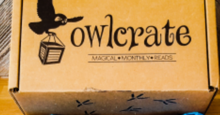 "Books :: December ""Seize the Day"" OwlCrate Box"