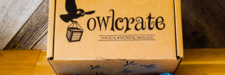 "Books :: December ""Seize the Day"" OwlCrate Box"